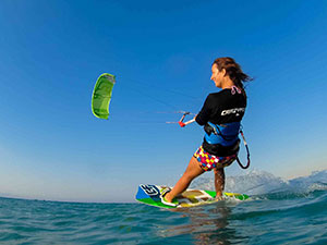 Surf and Kitesurf