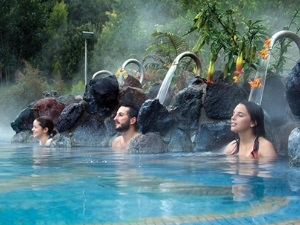 Papallacta Hot-springs