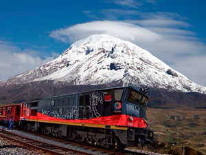 Ecuadorian Train