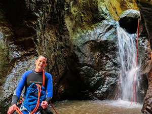 Canyoning day tour
