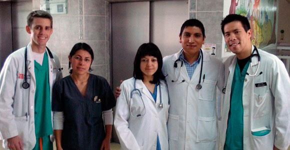 Medical Spanish - AGS Andean Global Studies